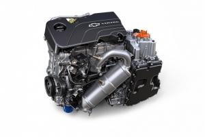 Chevrolet Volt 2016 nuovo powertrain