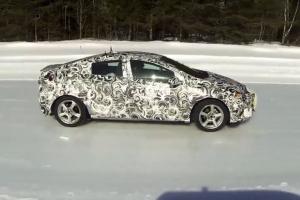 Chevrolet Volt 2016 test invernali