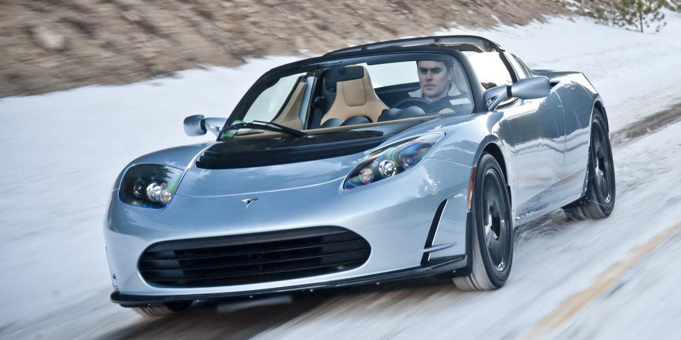 Tesla Roadster 3.0: 640 km di autonomia