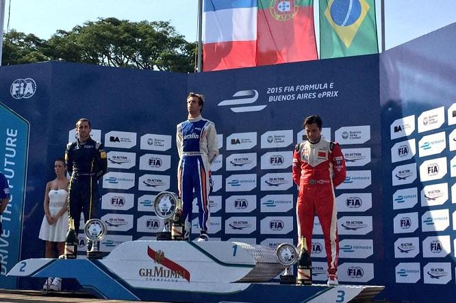 Formula e ePrix Buenos Aires