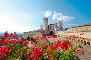 Turismo ad Assisi Basilica