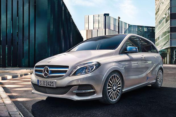 #IoSonoElettrica – Mercedes-Benz fa tappa a Perugia
