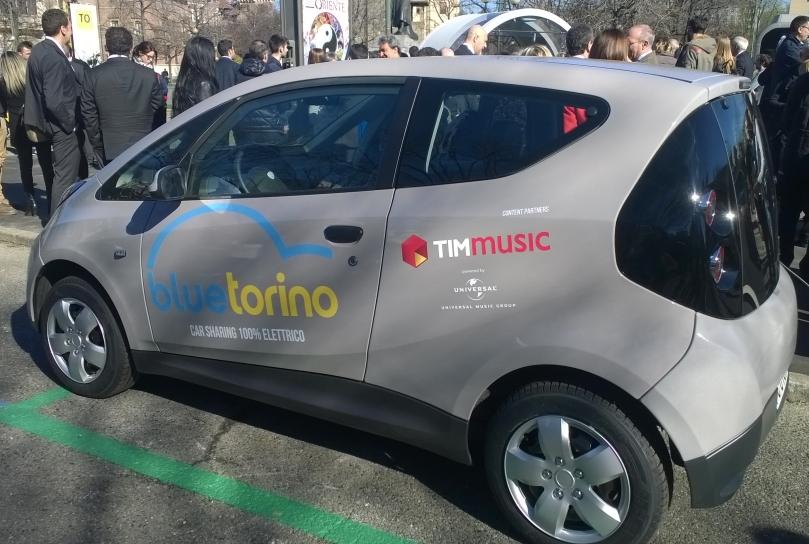 Car sharing del Gruppo Bolloré
