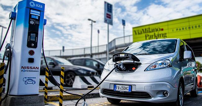 Nissan ed Unione Europea: progetto Fast-E