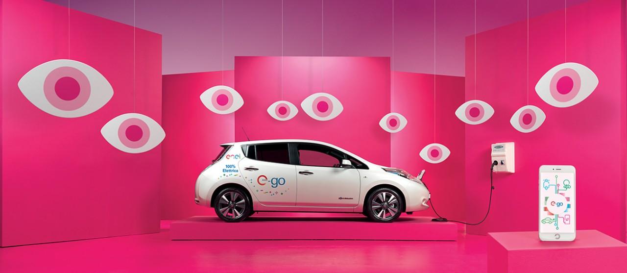 Mobilità elettrica: Enel e Nissan offerta all inclusive