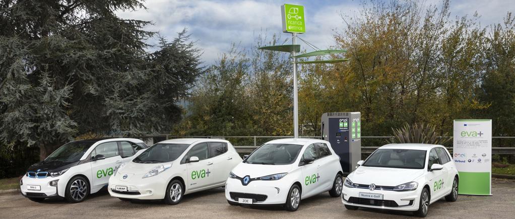 EVA+ autostrada elettrica da Enel entro il 2020