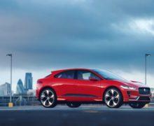 Jaguar I-Pace la rossa elettrica da 500 km