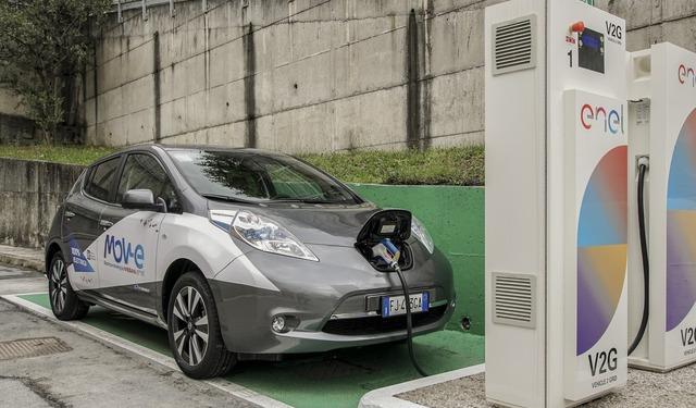 Enel, Nissan e IIT al via la sperimentazione del V2G